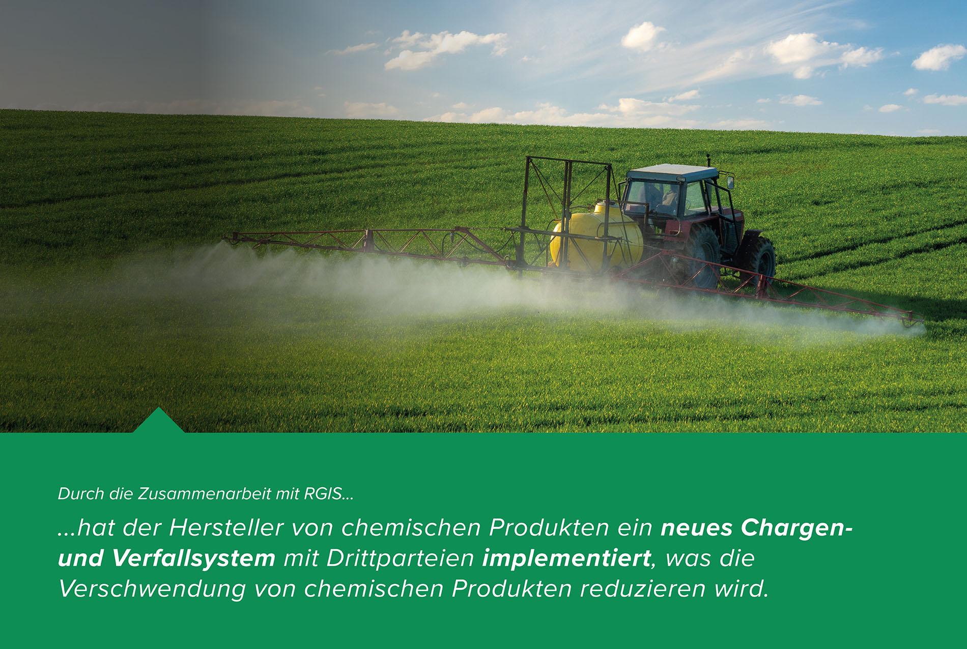 Agrochemikalien gesundheit und sicherheit, bestands kontrolle und sicherheitsprüfung