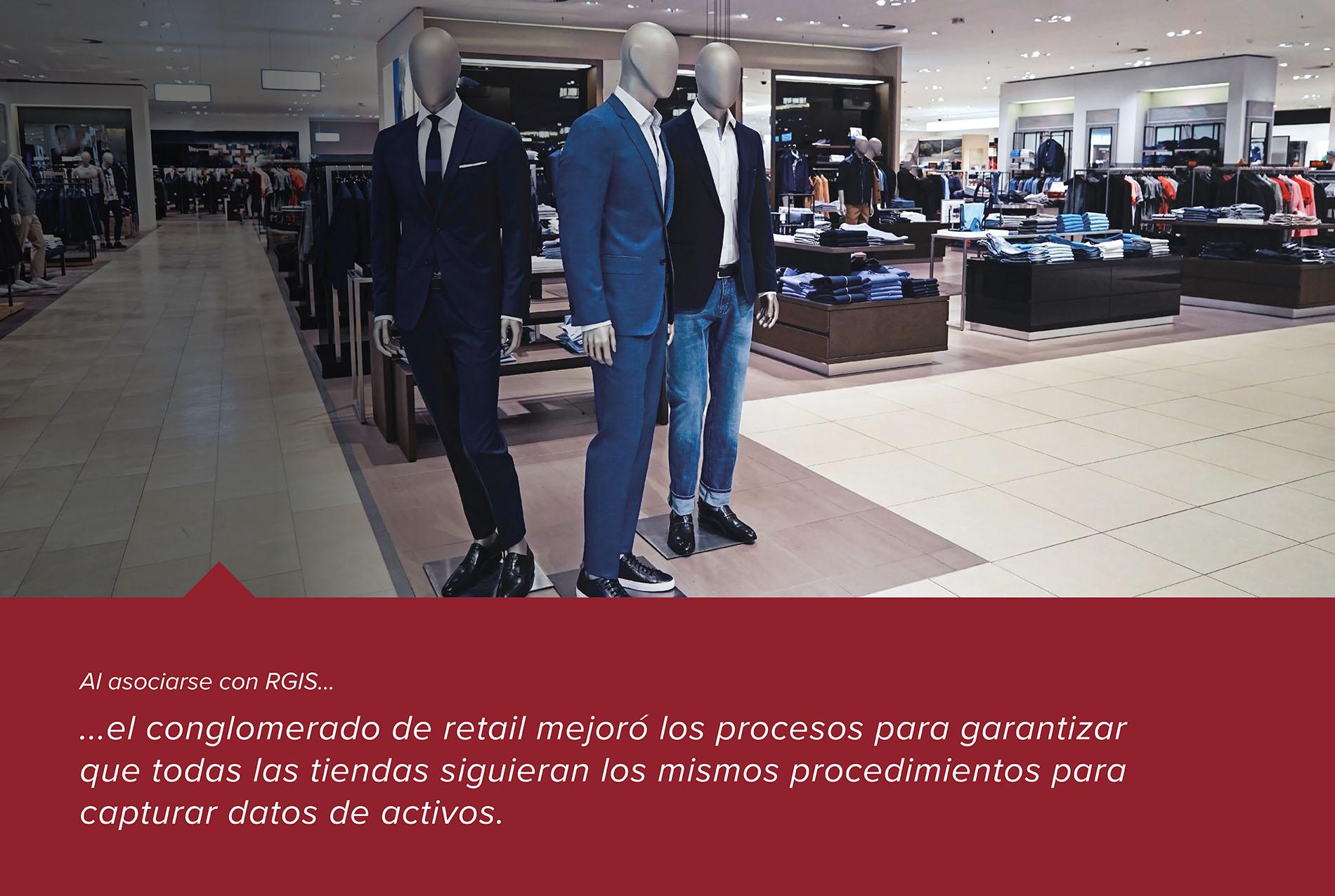 Conteo de Activo Fijo de Retail