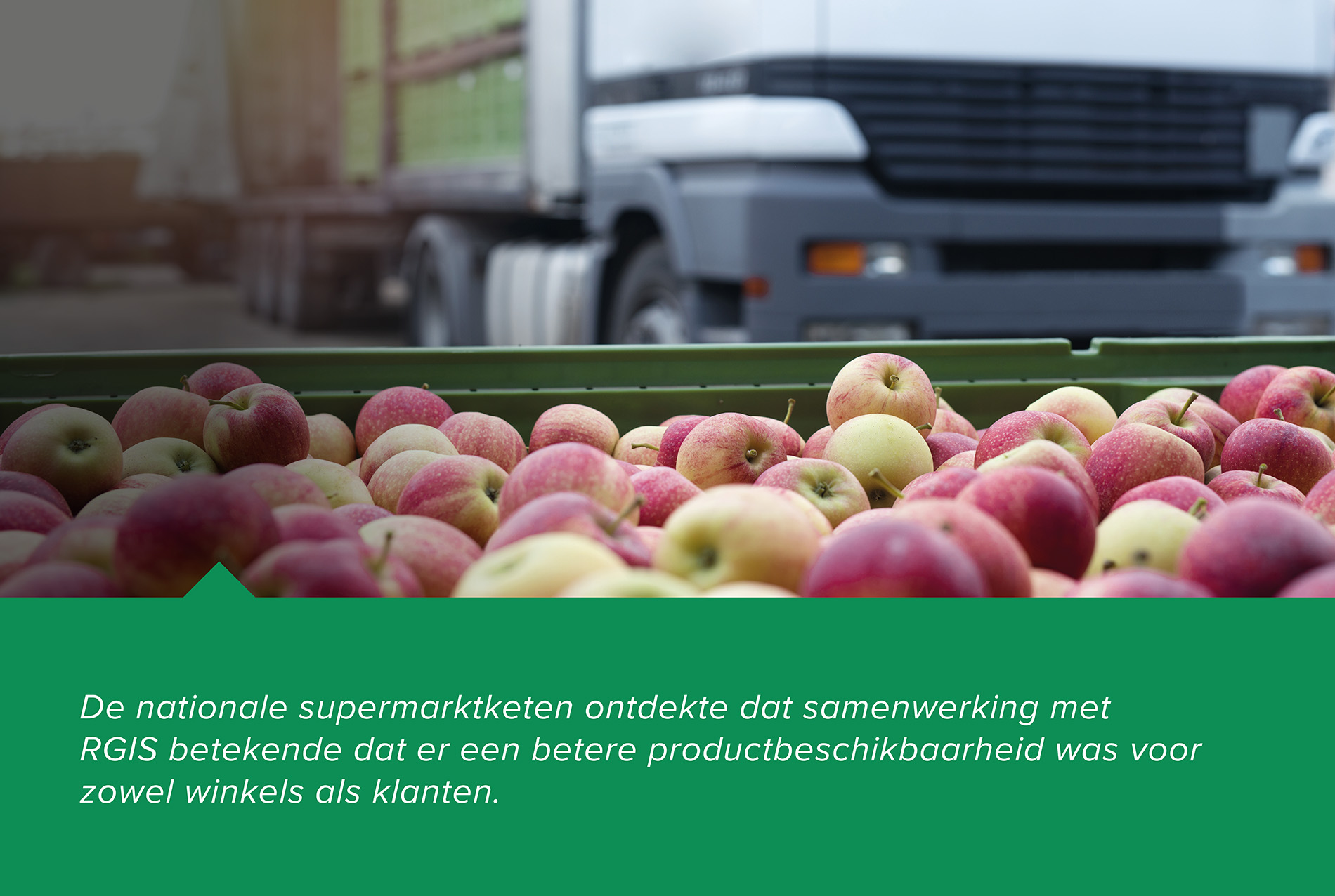 Case study RGIS Supply Chain Audit Bederfelijke artikelen - Nationale supermarkt