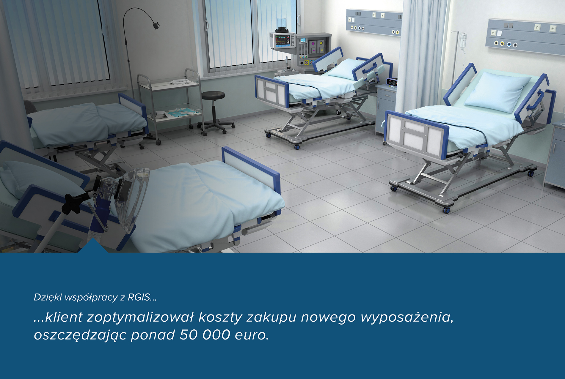 Oznaczanie i weryfikacja majątku w szpitalach