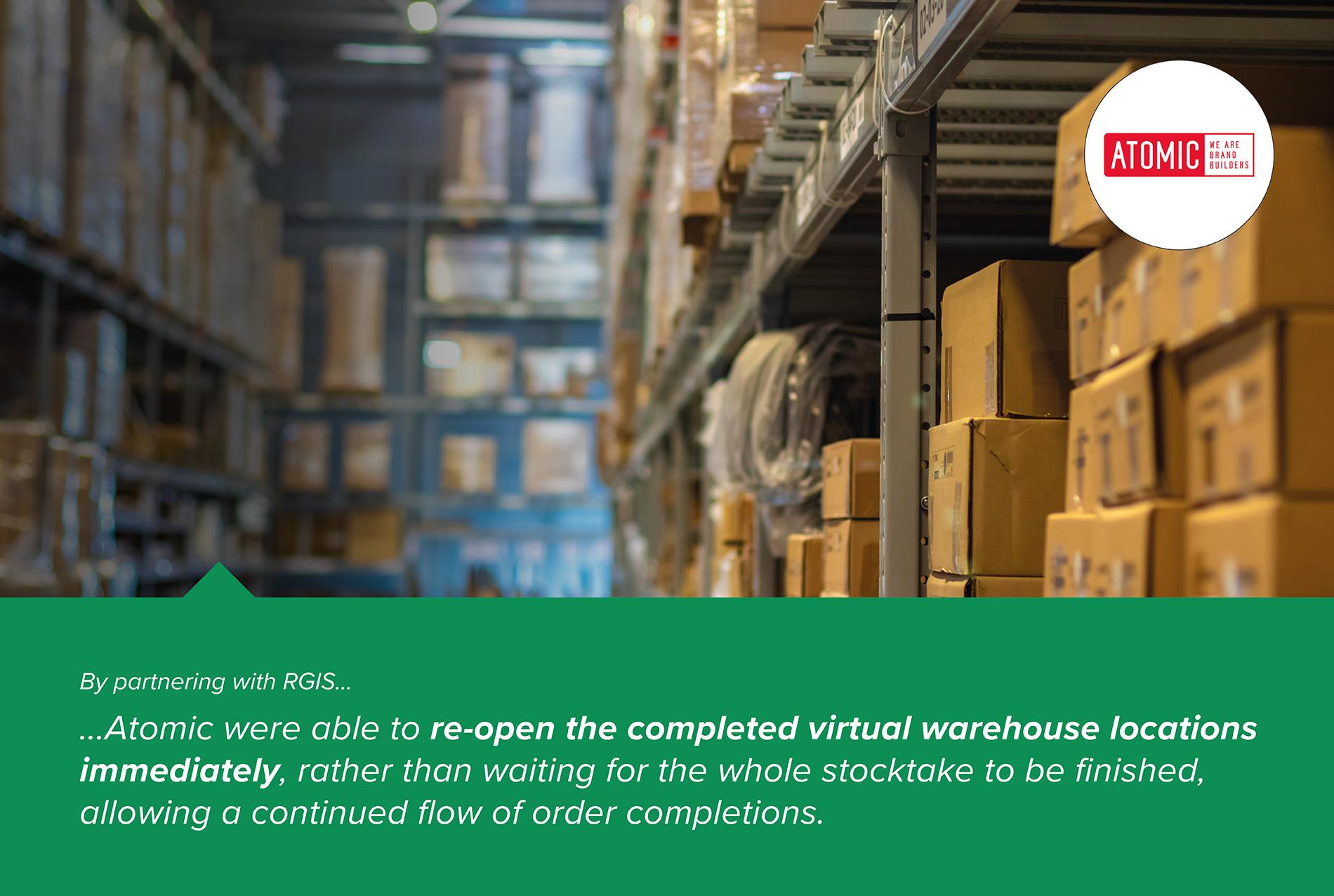 Online Retailer Logistics Centre Count