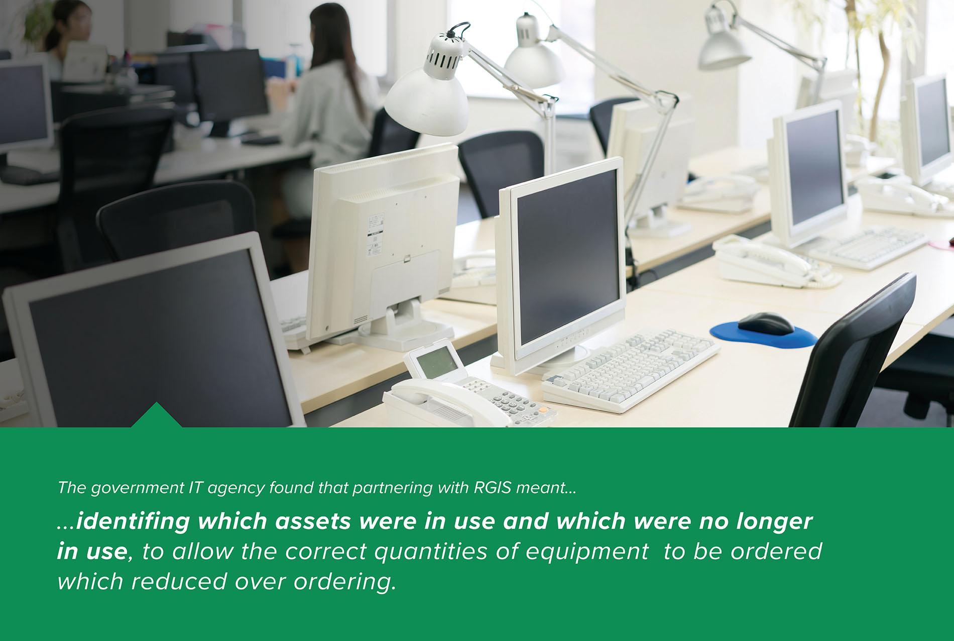 RGIS Case Study of Verification of IT Assets