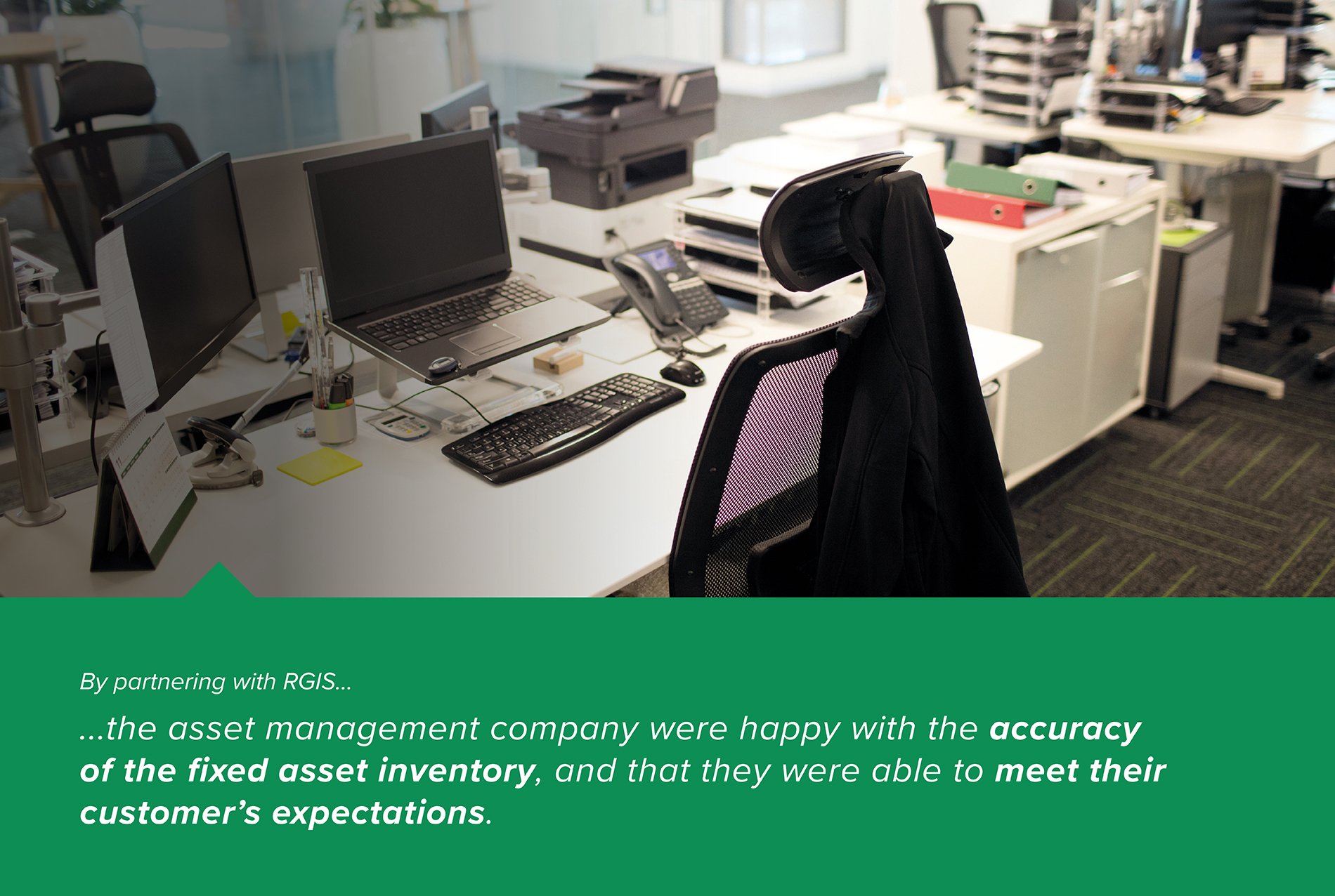 Office and Communication Equipment Fixed Asset Inventory