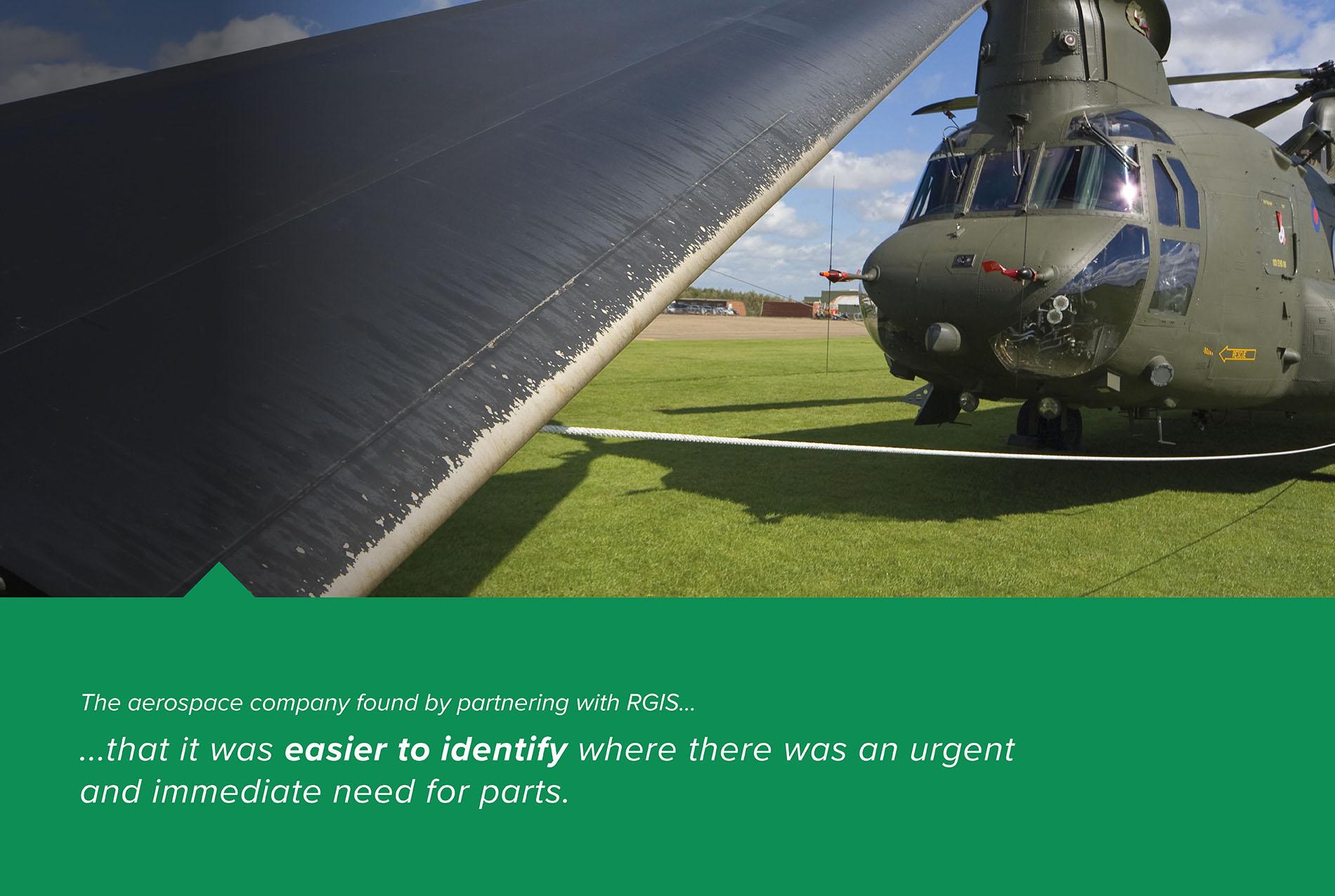 RGIS Case Study Aerospace Parts Inventory