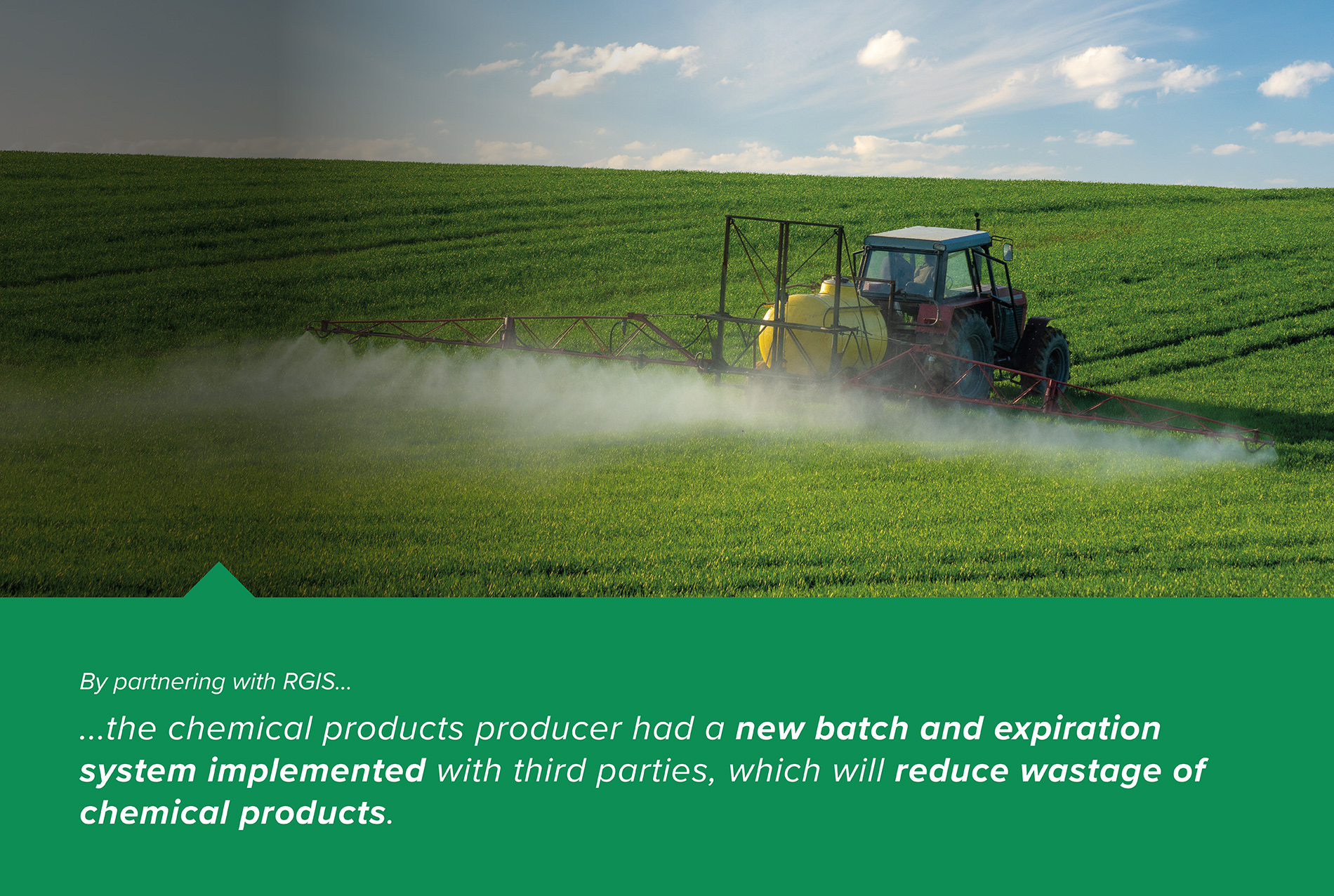 Agrochemicals Health and Safety, Stock Control and Security Inspection