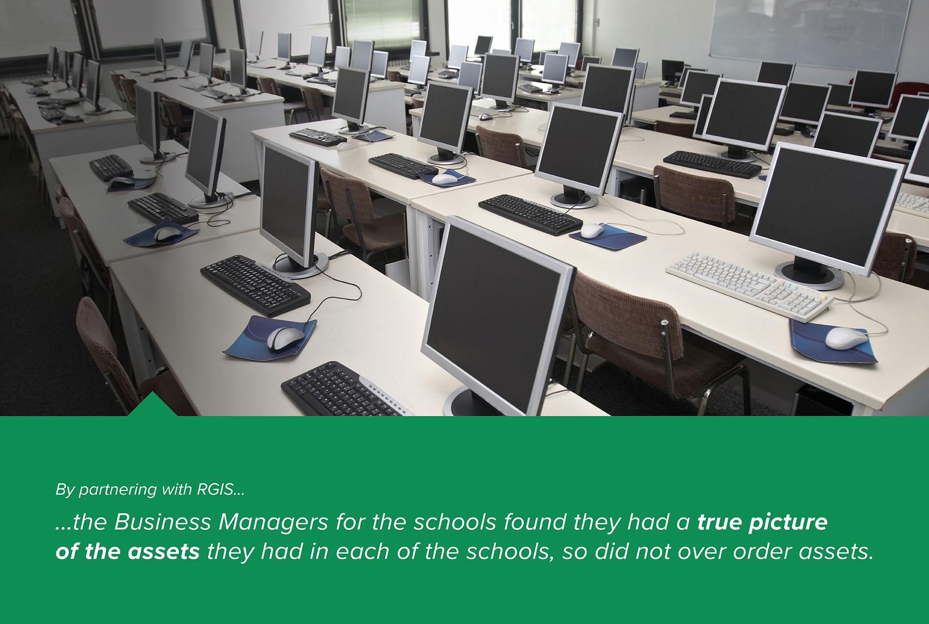 RGIS School Asset Verification Case Study
