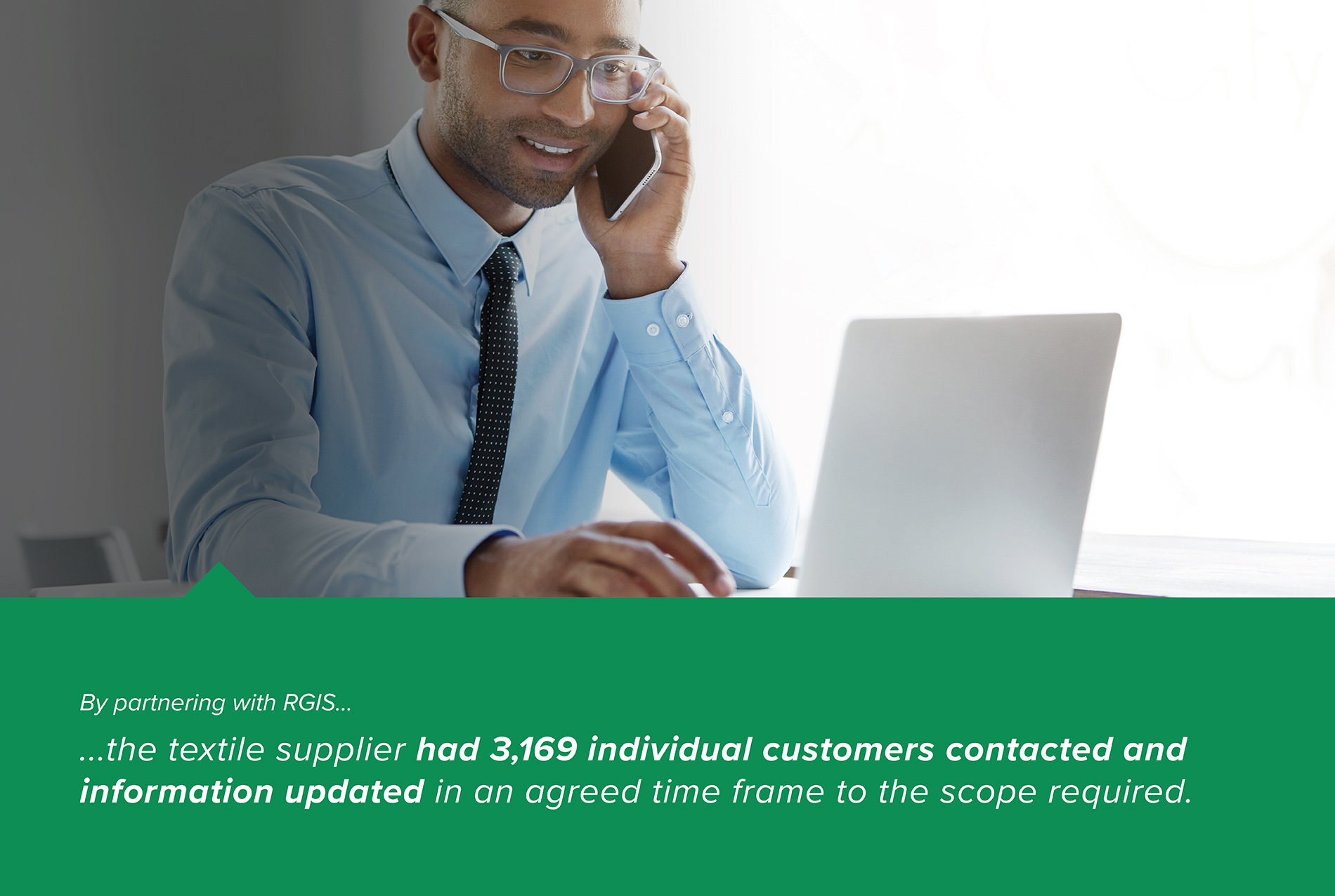 Cold Call Customer Database to Update Key Fields