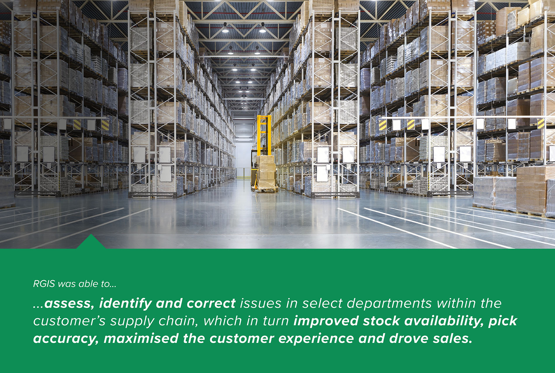 RGIS case study of Physical Inventory Solutions for Tesco