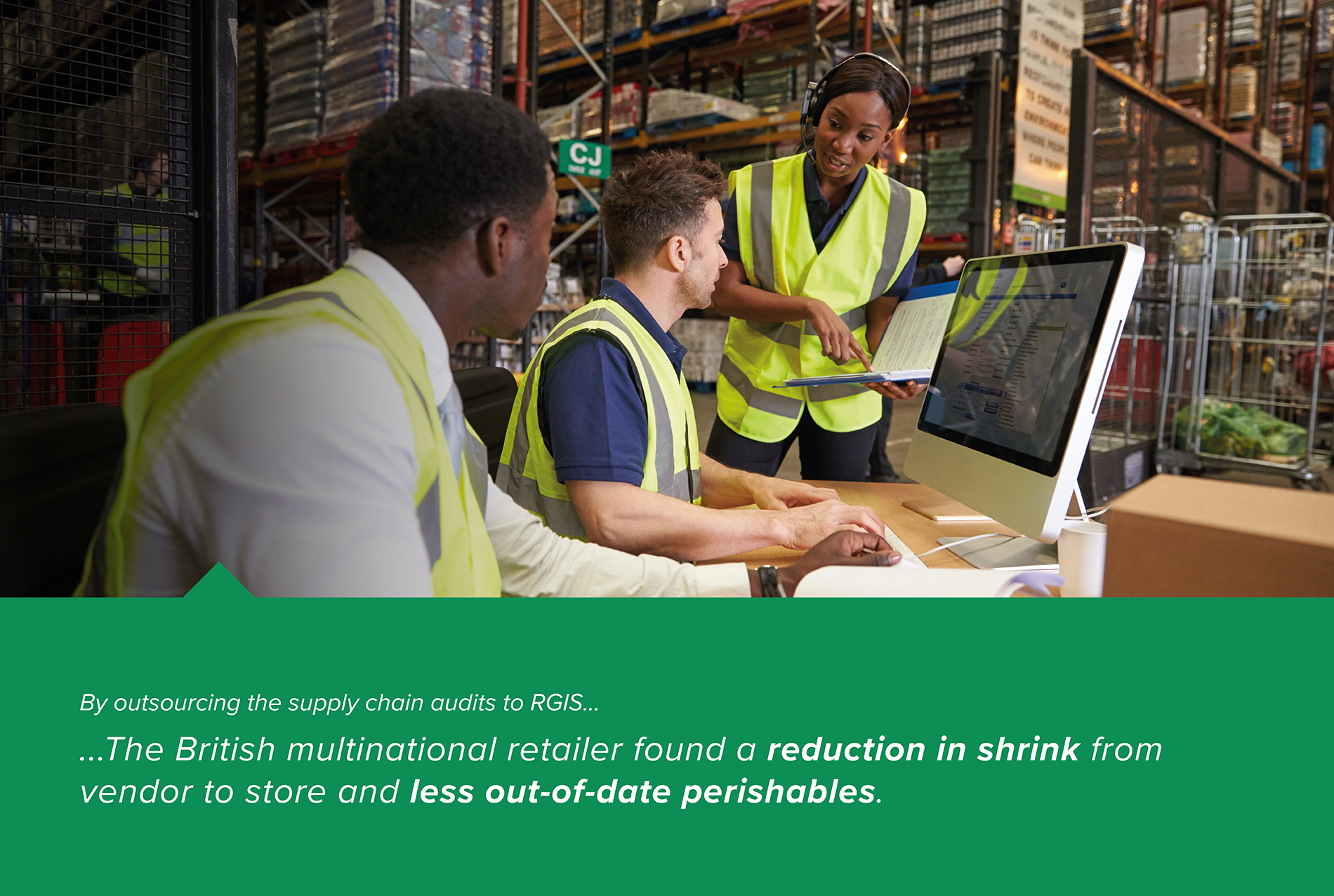 RGIS Perishable Items Supply Chain Audit Case Study