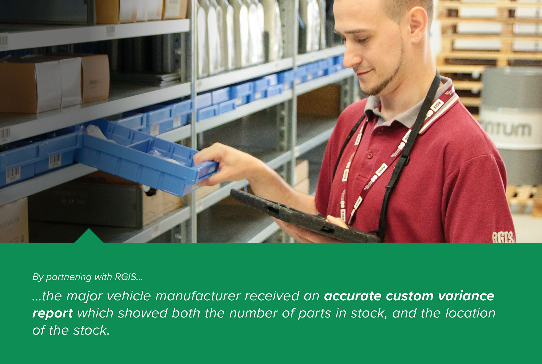 Vehicle Spare Parts Check at Distributors Case Study