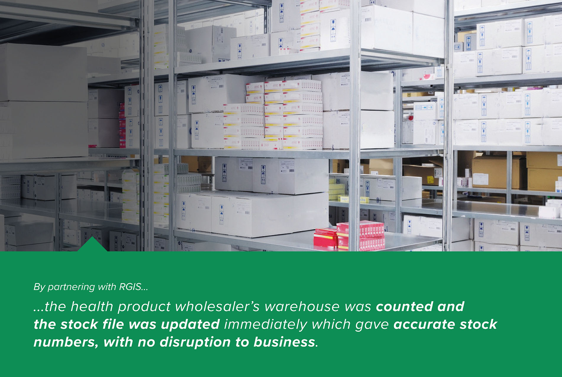 Health Product Wholesaler Warehouse Count