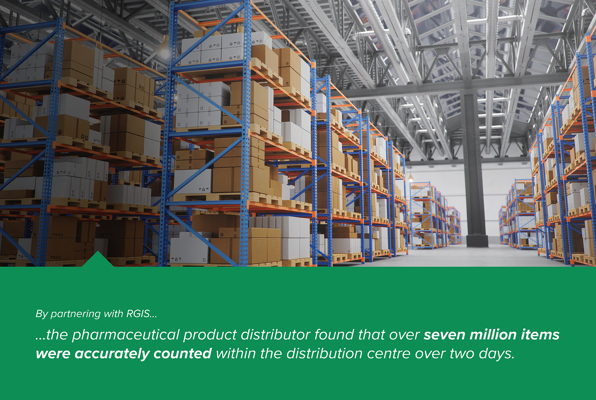 Pharmaceutical Products Distribution Centre Count