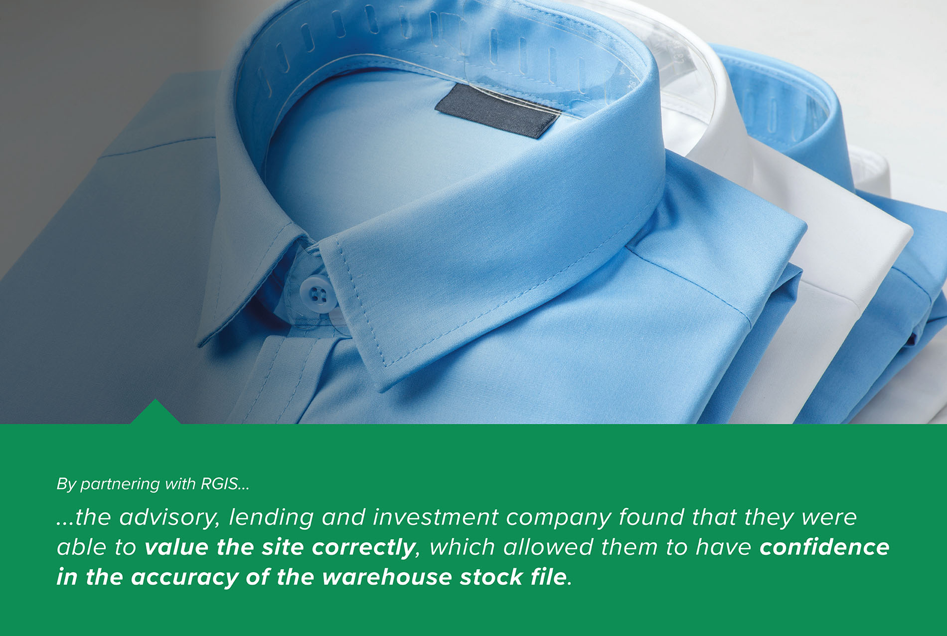 Sample Count to Verify Stock Holding