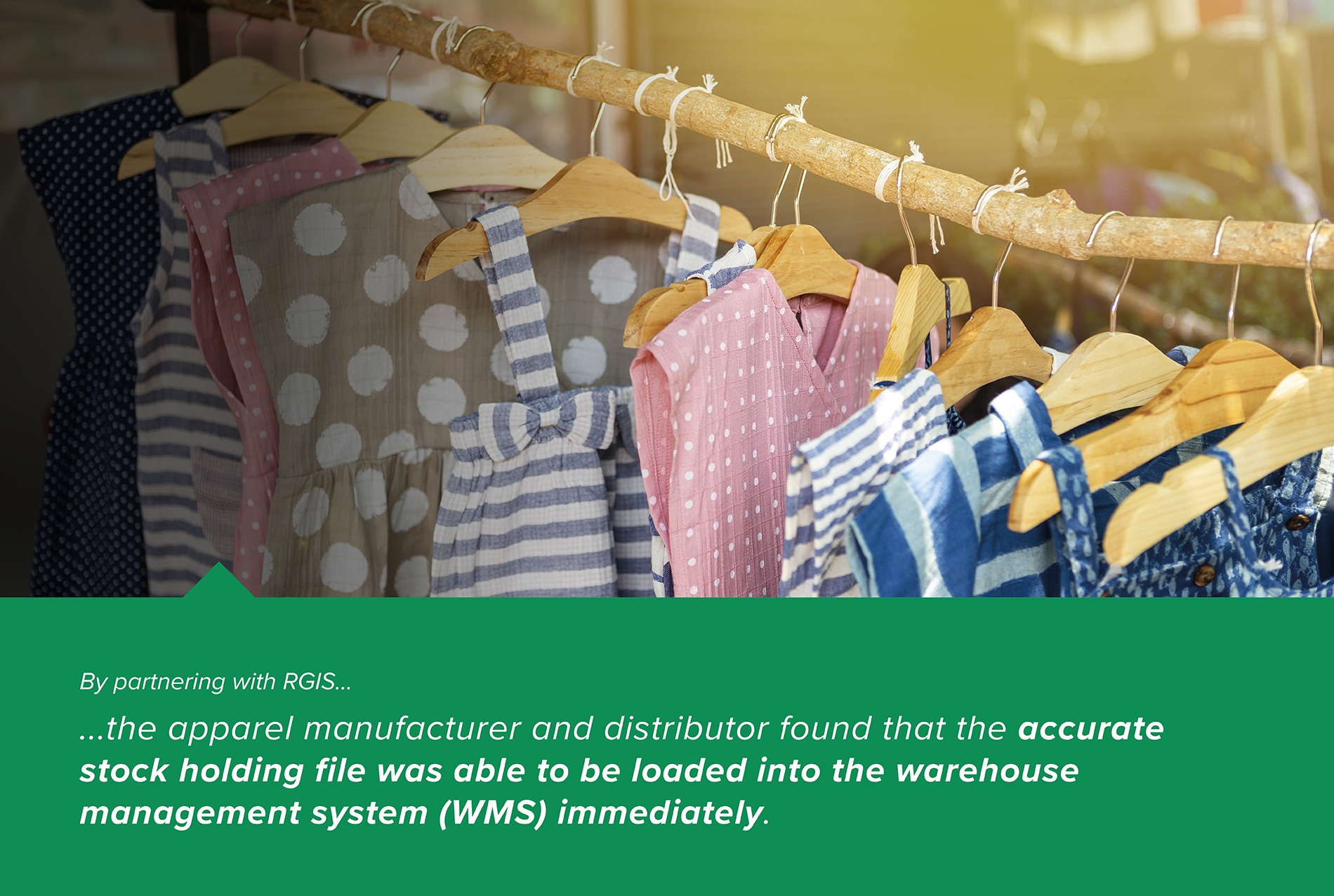 Apparel Manufacturer and Distributor Warehouse Count