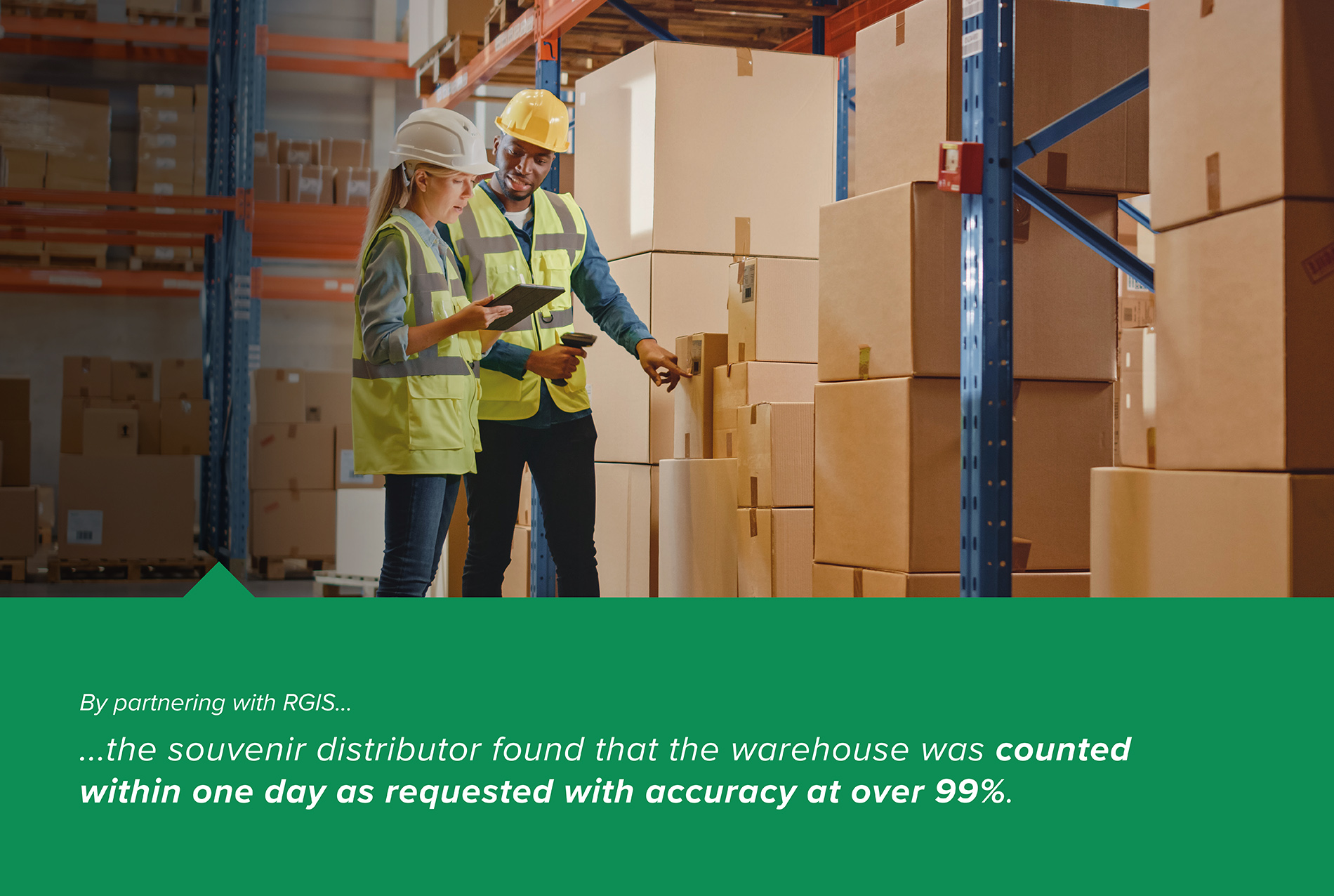 Warehouse Preparation and Inventory