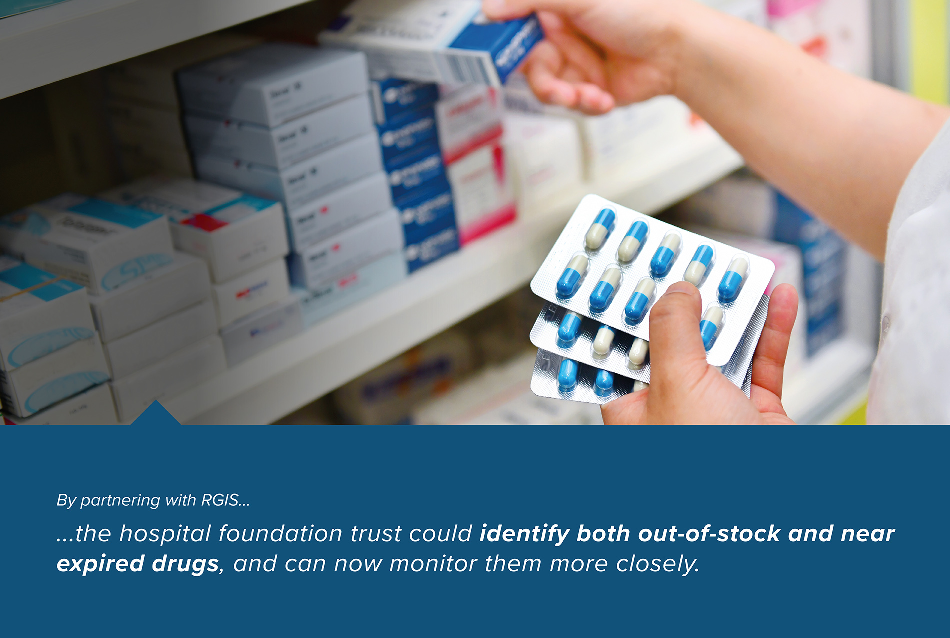 RGIS Case Study Of Healthcare Consignment Stock Check