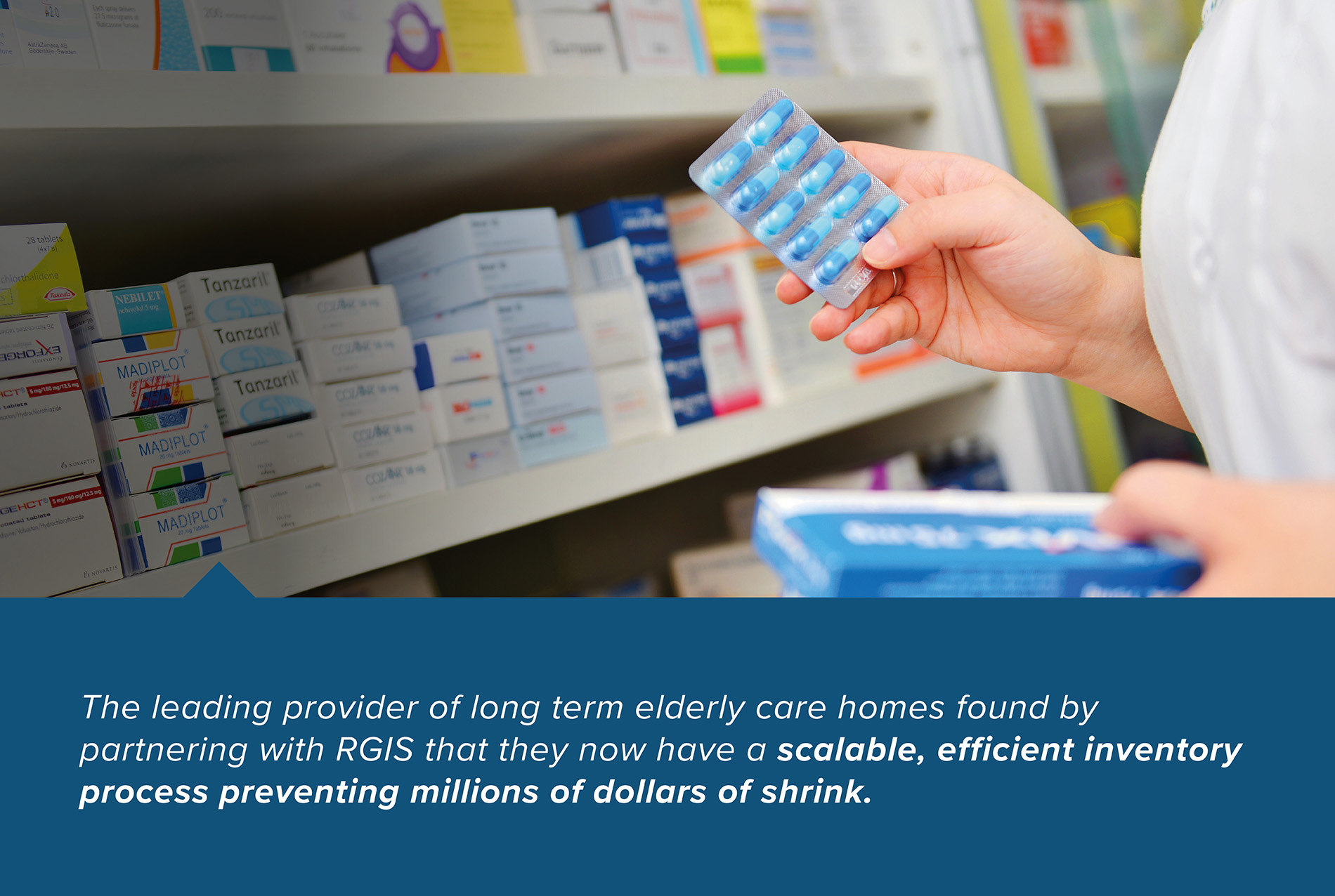 Long Term Care Home – Medication Inventory Count