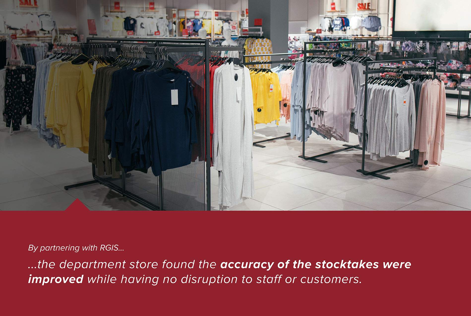 Department Store Inventory Count
