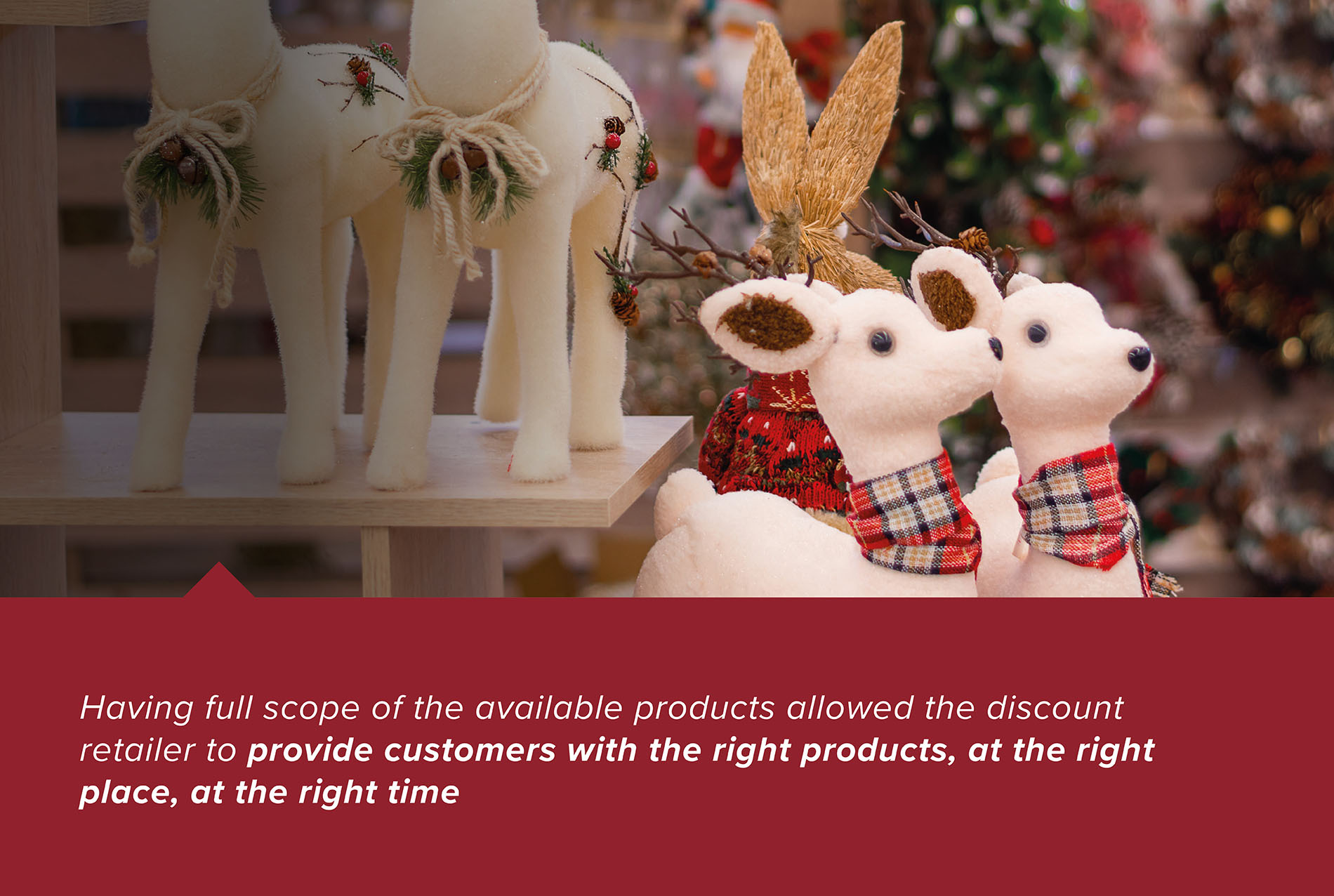 Focused Stock Count to Give Seasonal Inventory Visibility