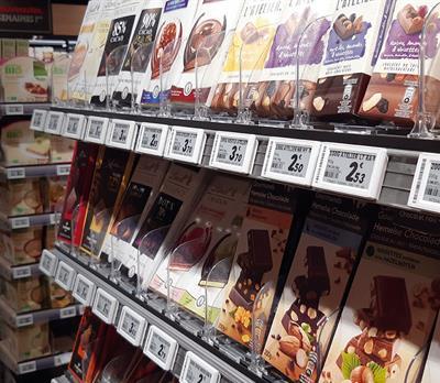 Electronic Shelf Labelling Installation