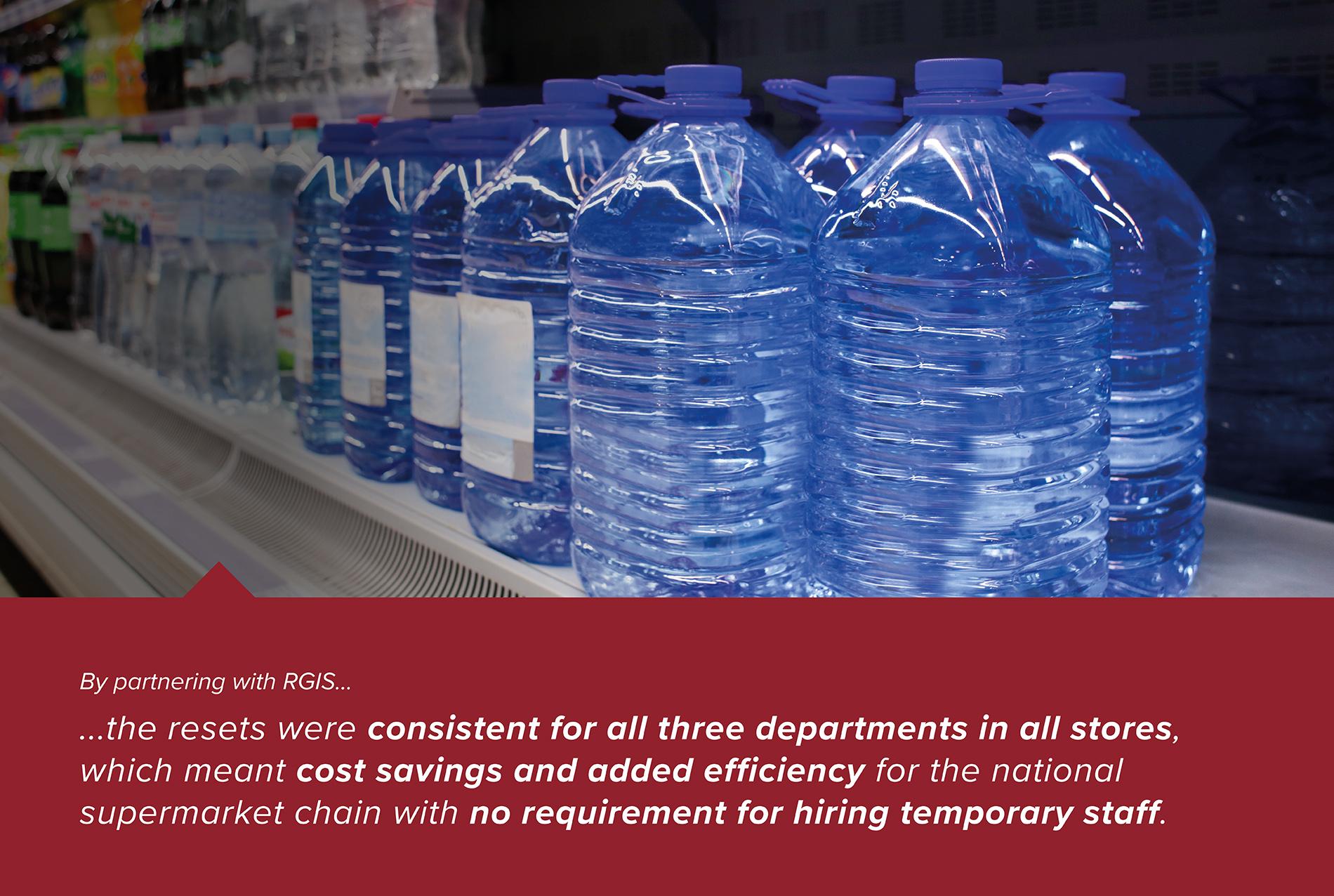 Merchandising Department Resets