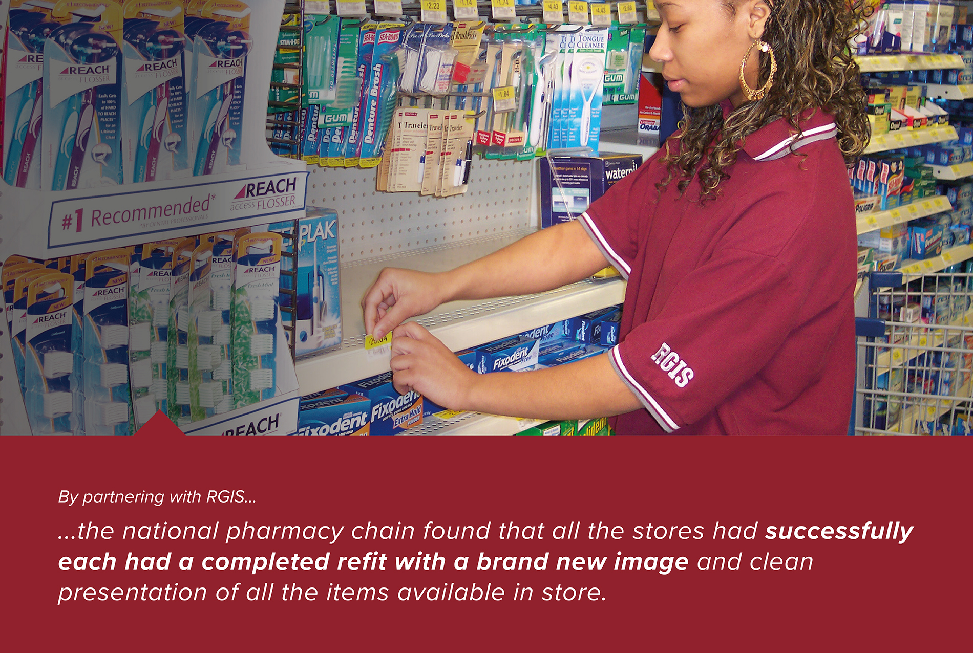 Pharmacy Full Estate Store Refits