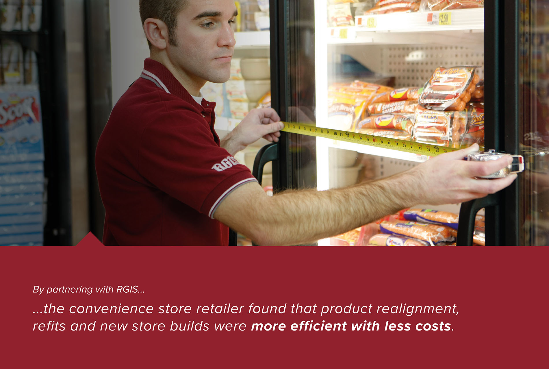 RGIS Case Study of Analysis of Store Layouts and Profit