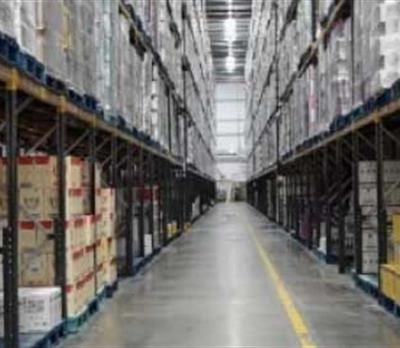 Tesco warehouse that has had a supply chain audit