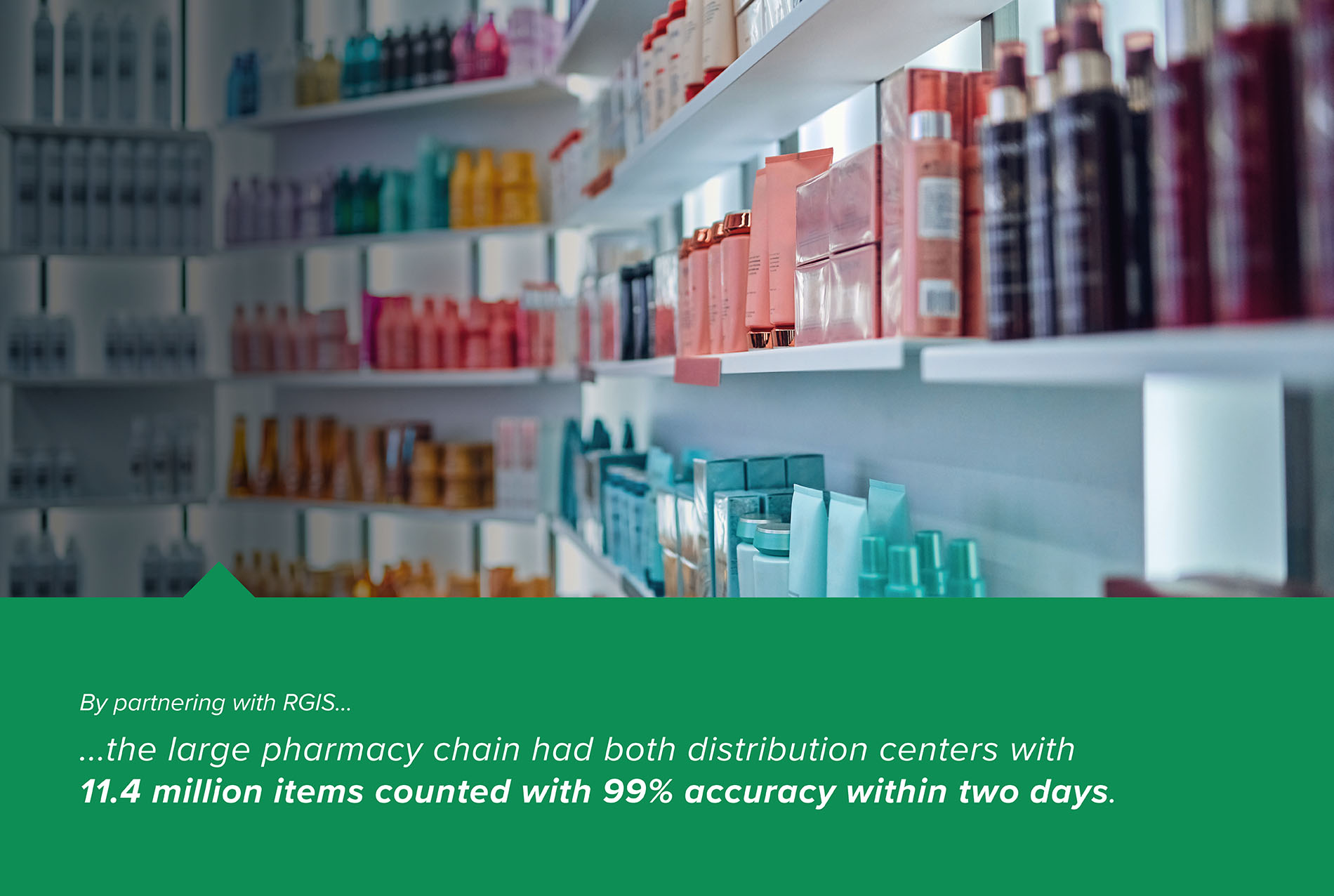 Pharmacy Distribution Centers Wall to Wall Inventory Counts