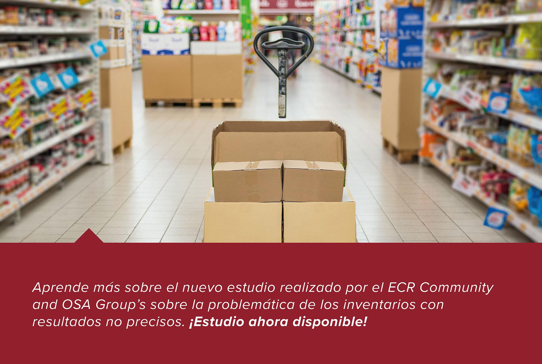 ECR Exactitud en el registro de inventario, de verdad importa?