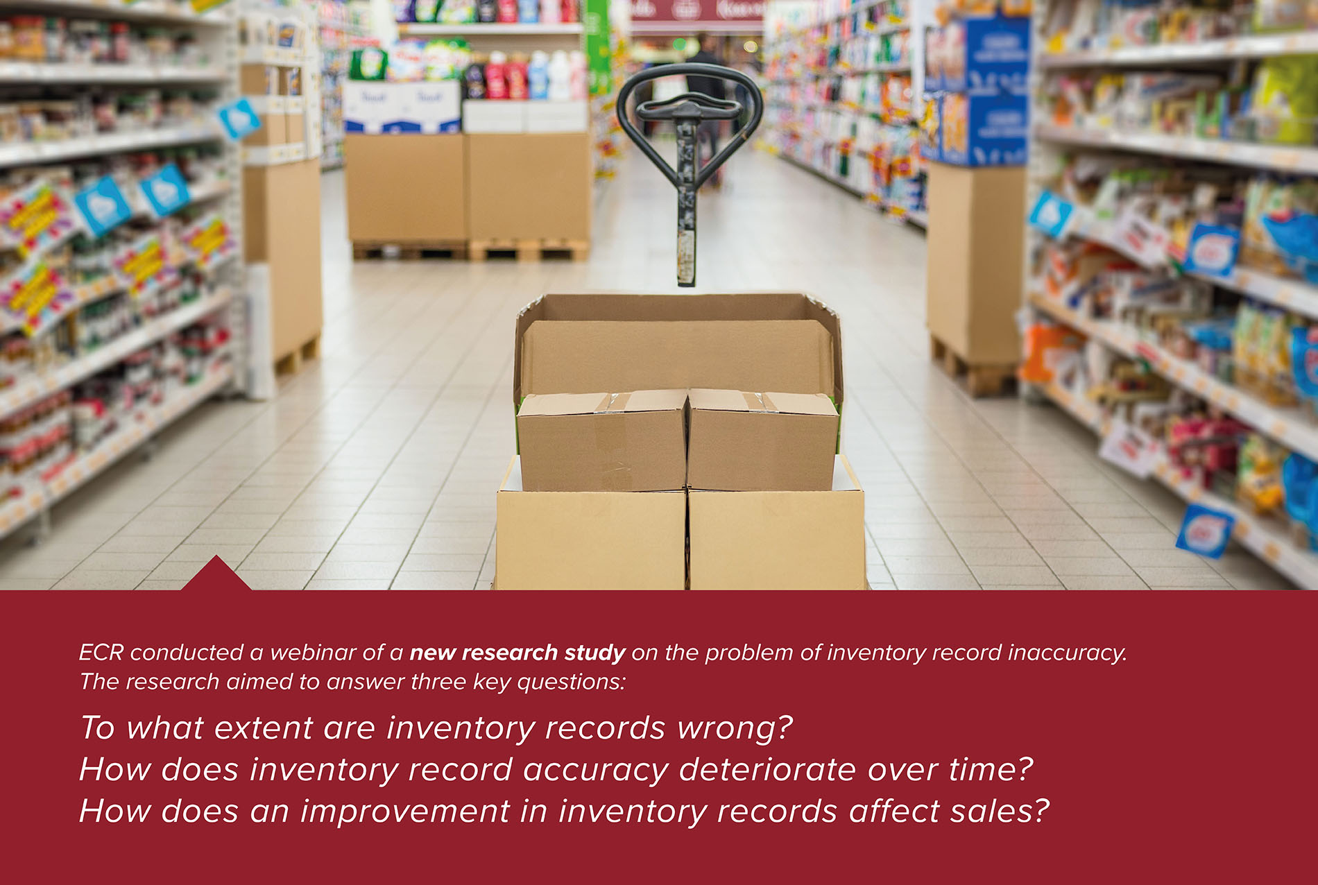 ECR Inventory Accuracy Research Study