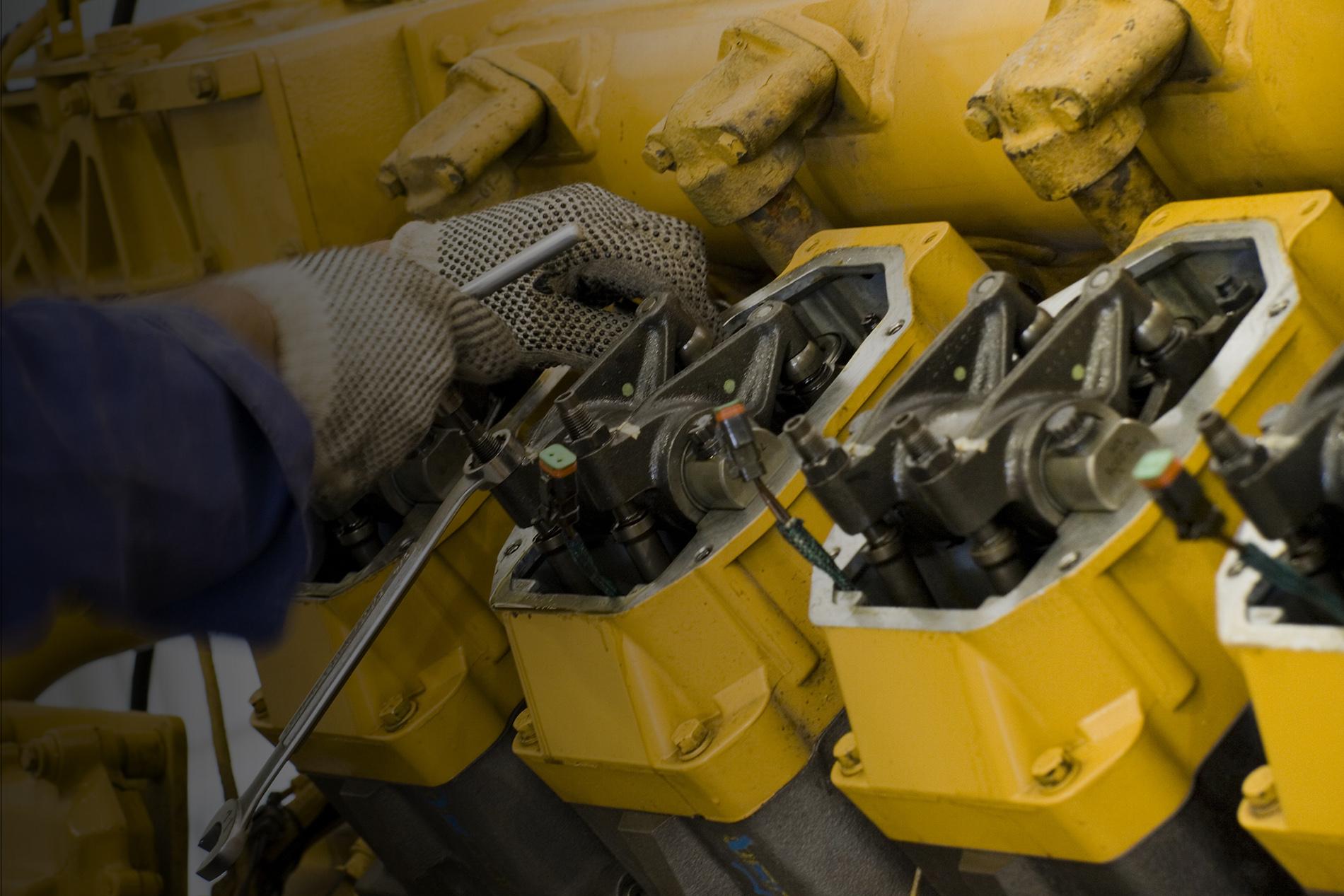 Onderhoud Reparatie Operaties (MRO) Inventarisatie